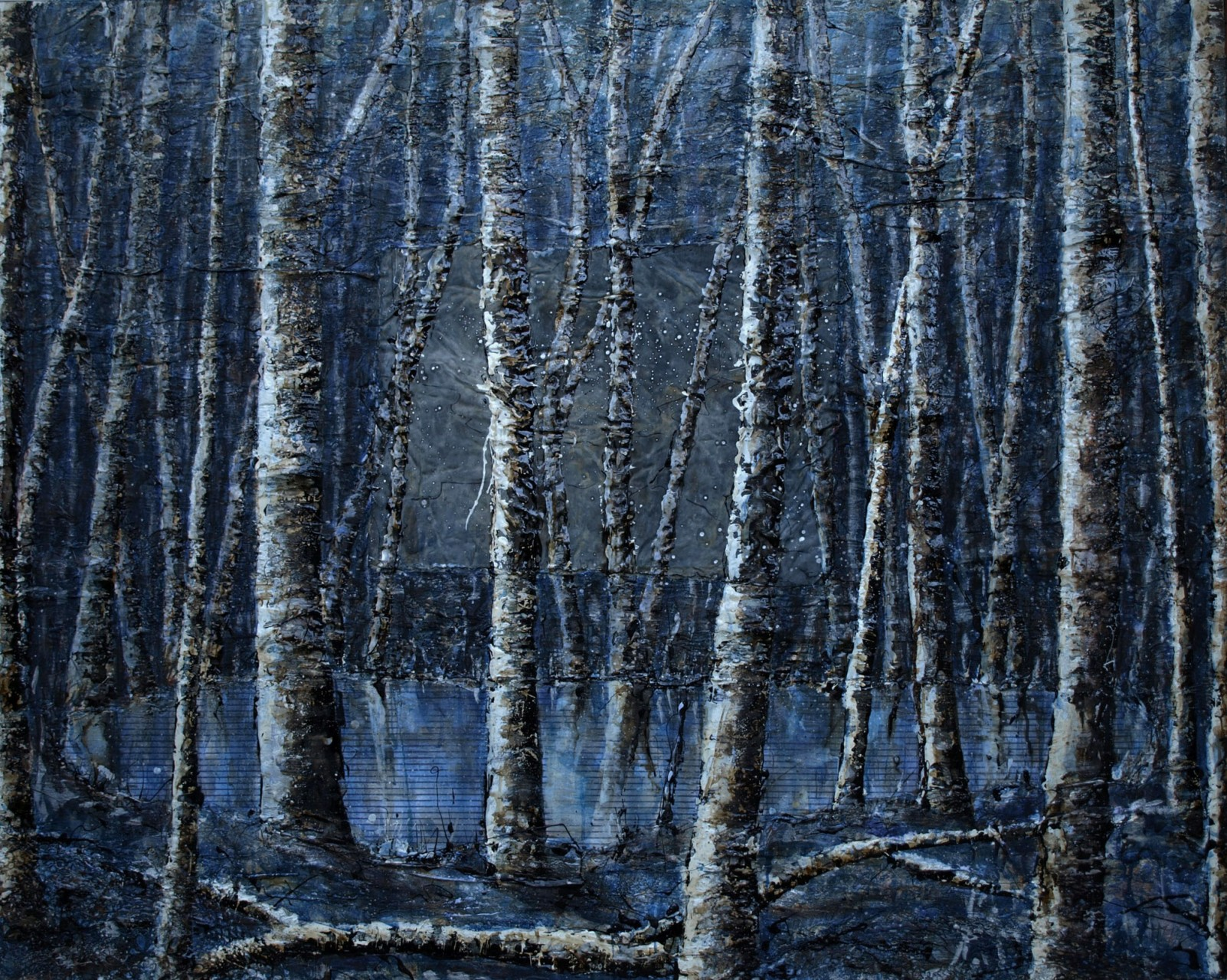 'Night Forest'